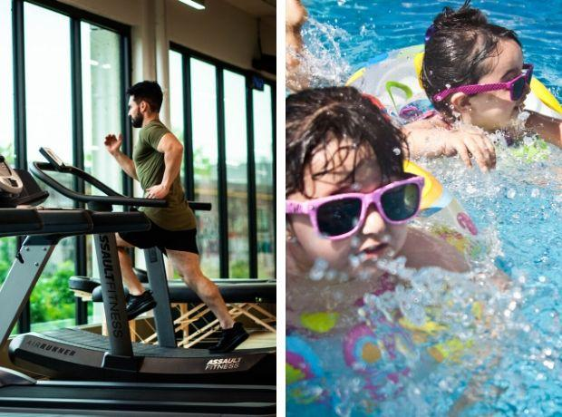 Indoor gyms and swimming pools can reopen in two weeks
