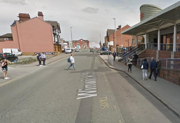 Police were called to Winwick Street in the early hours. Picture by Google Maps.