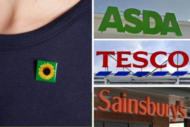 Sunflower badge: Why you may see shoppers wearing one in Asda, Tesco and Sainsbury's. Picture: Newsquest
