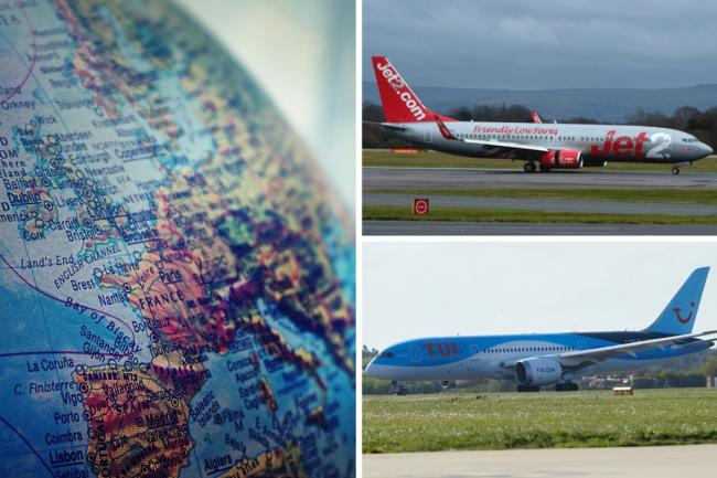 Jet2, TUI and First Choice share update on Spain, Cyprus and Portugal holidays. Picture: Newsquest