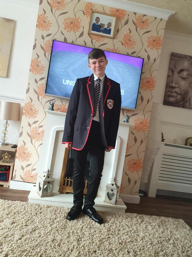 Owen Stoll returns to Padgate Academy in year nine