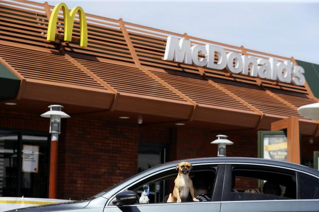 Warrington Guardian: Many McDonald's restaurants opened in June(Photo: Brian Lawless/PA Wire)