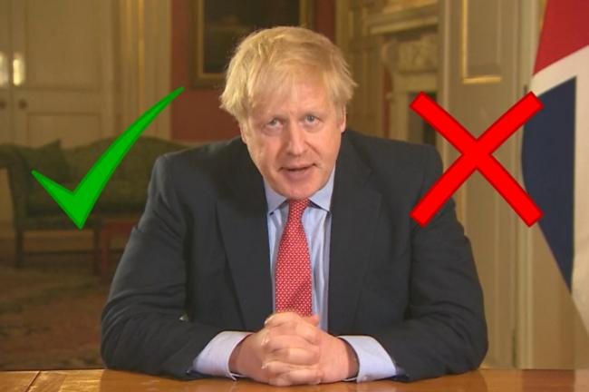 Boris Johnson confirms new coronavirus rules - here's how they affect you. Picture: Newsquest