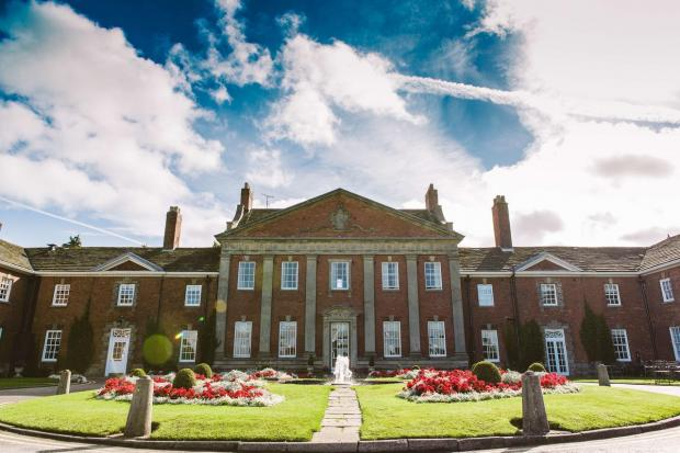 Warrington Guardian: Mottram Hall (Photo: Booking.com)