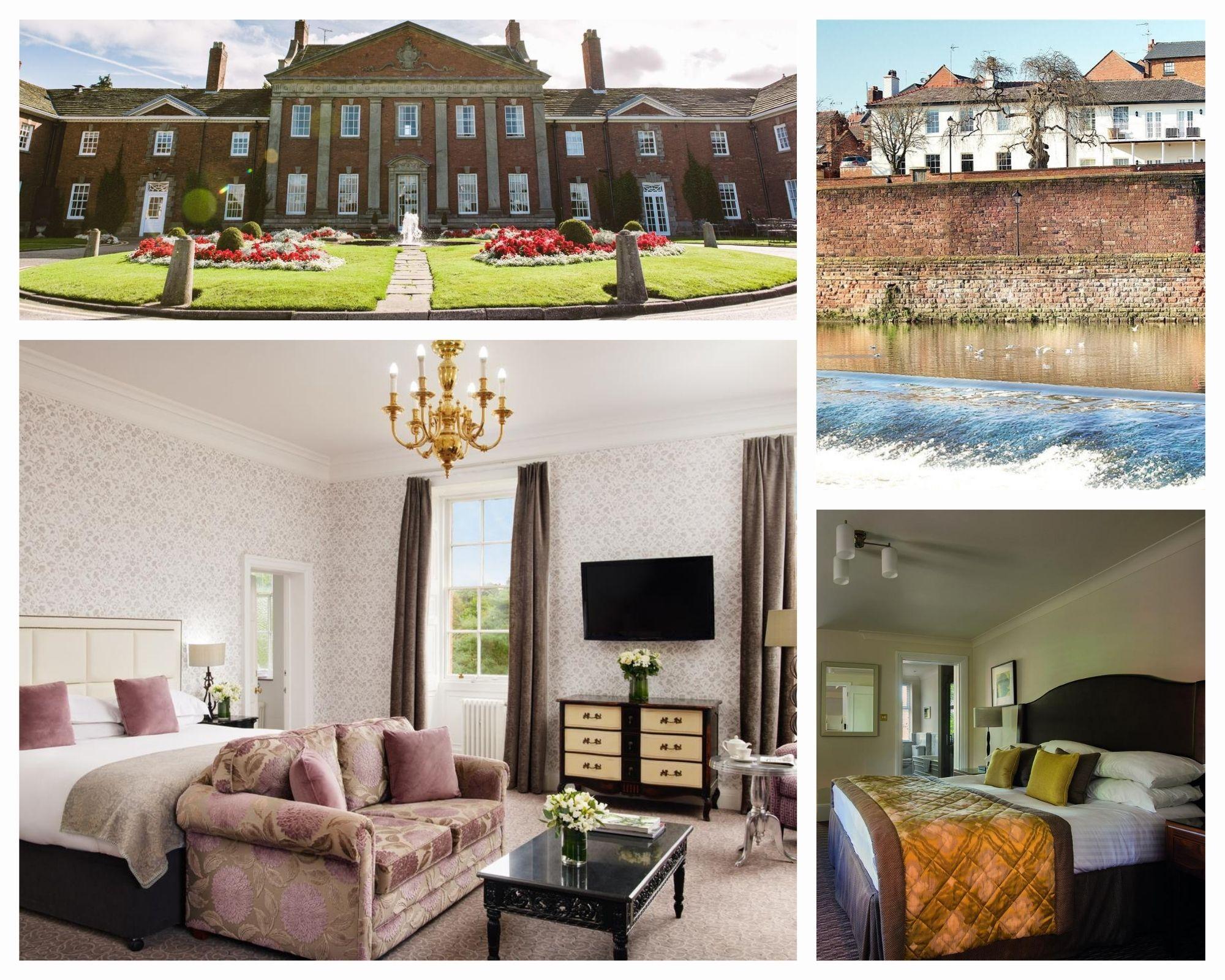 A look inside five popular hotels on Warrington's doorstep