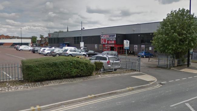 The former DW Sports store on Academy Way. Picture by Google Maps.