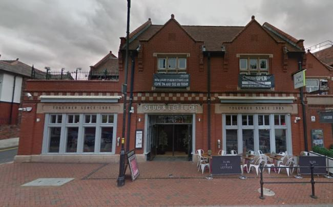 Man in court after damaging Slug and Lettuce bar in Stockton Heath (Image: Google Maps)