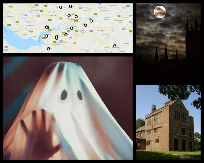 Haunted Warrington: The spookiest places in the town (Photo: Pixabay, Google Maps, Geograph/Sue Adair https://www.geograph.org.uk/photo/36683)