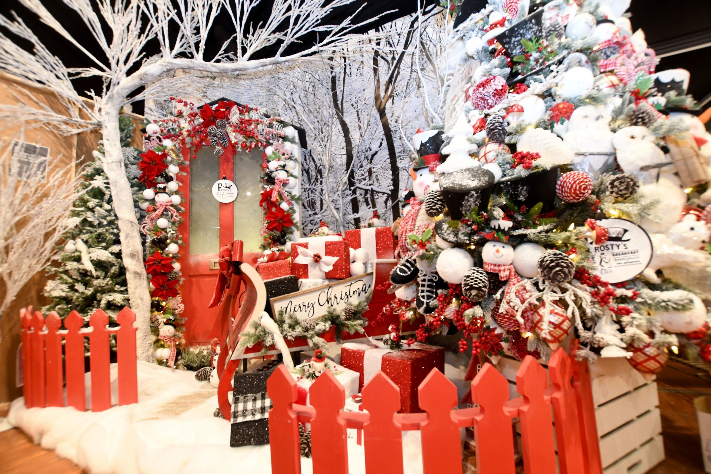 First Look Inside Bents Christmas Winter Wonderland Warrington Guardian