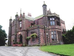 Warrington Guardian: Walton Hall is said to be haunted