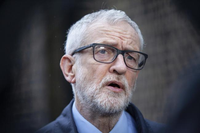 Jeremy Corbyn suspended from Labour party following comments on anti-Semitism. Picture: PA Wire