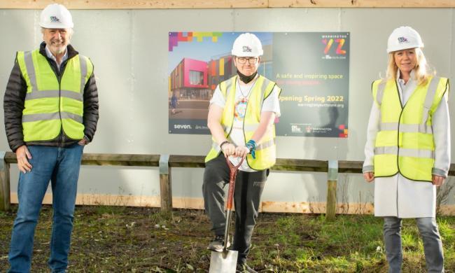 How 6 9m Hub Will Change Thousands Of Lives In Warrington Warrington Guardian