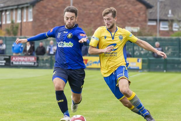 Warrington Town's season is a step closer to being declared null and void. Picture by John Hopkins