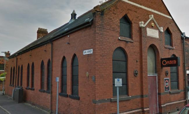 The Oasis Centre on Forster Street in Orford will be converted into flats. Picture by Google Maps.