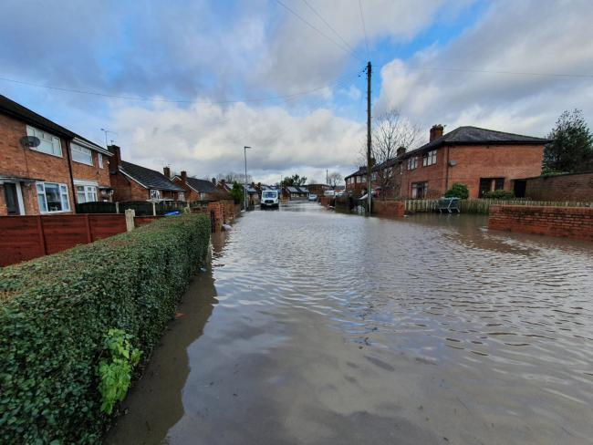LETTER: Why does it take flooding for the council to come to Dallam or Orford?
