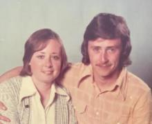 Christine and David  Edmonds