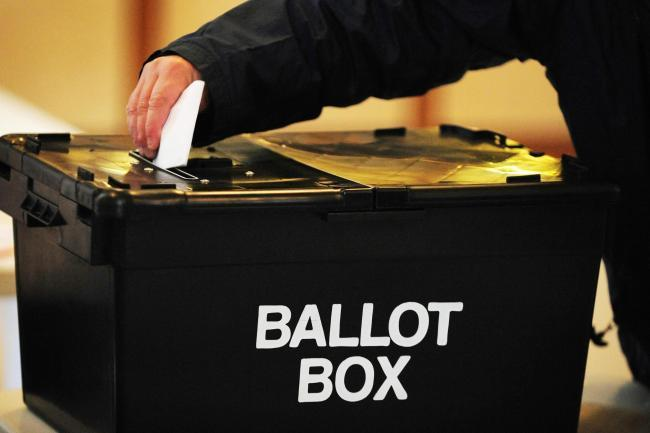 VOTING: Parish Council prepares for upcoming elections