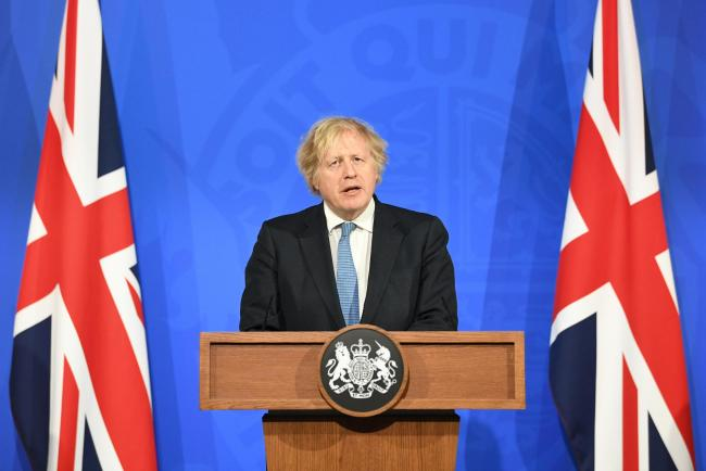 Prime Minister Boris Johnson says lockdown easing 'fully justified' but warns against complacency (Image: PA)