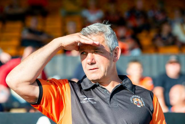 Daryl Powell. Picture by SWPix.com