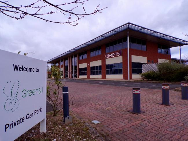 Greensill Capital's base at Daresbury Park