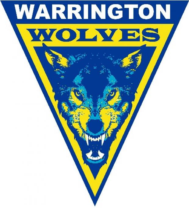 Force behind Warrington Wolves at the Etihad Stadium
