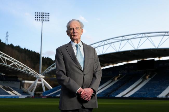 Ken Davy, executive chairman of Super League. Picture: SWpix.com