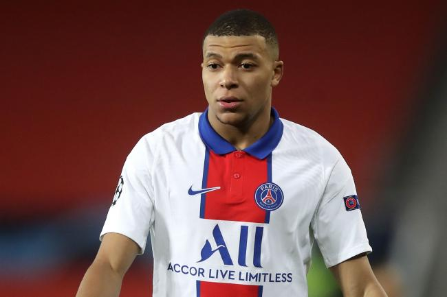 Paris St Germain face an anxious wait over Kylian Mbappe's fitness