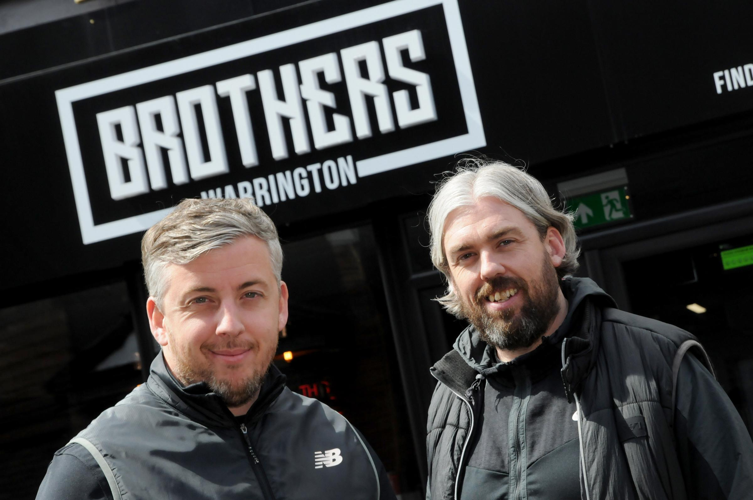 Brothers Burgers to give away 200 cheeseburgers tomorrow as restaurant fully opens for first time