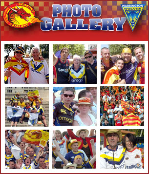 Warrington Guardian: catalans gallery pics