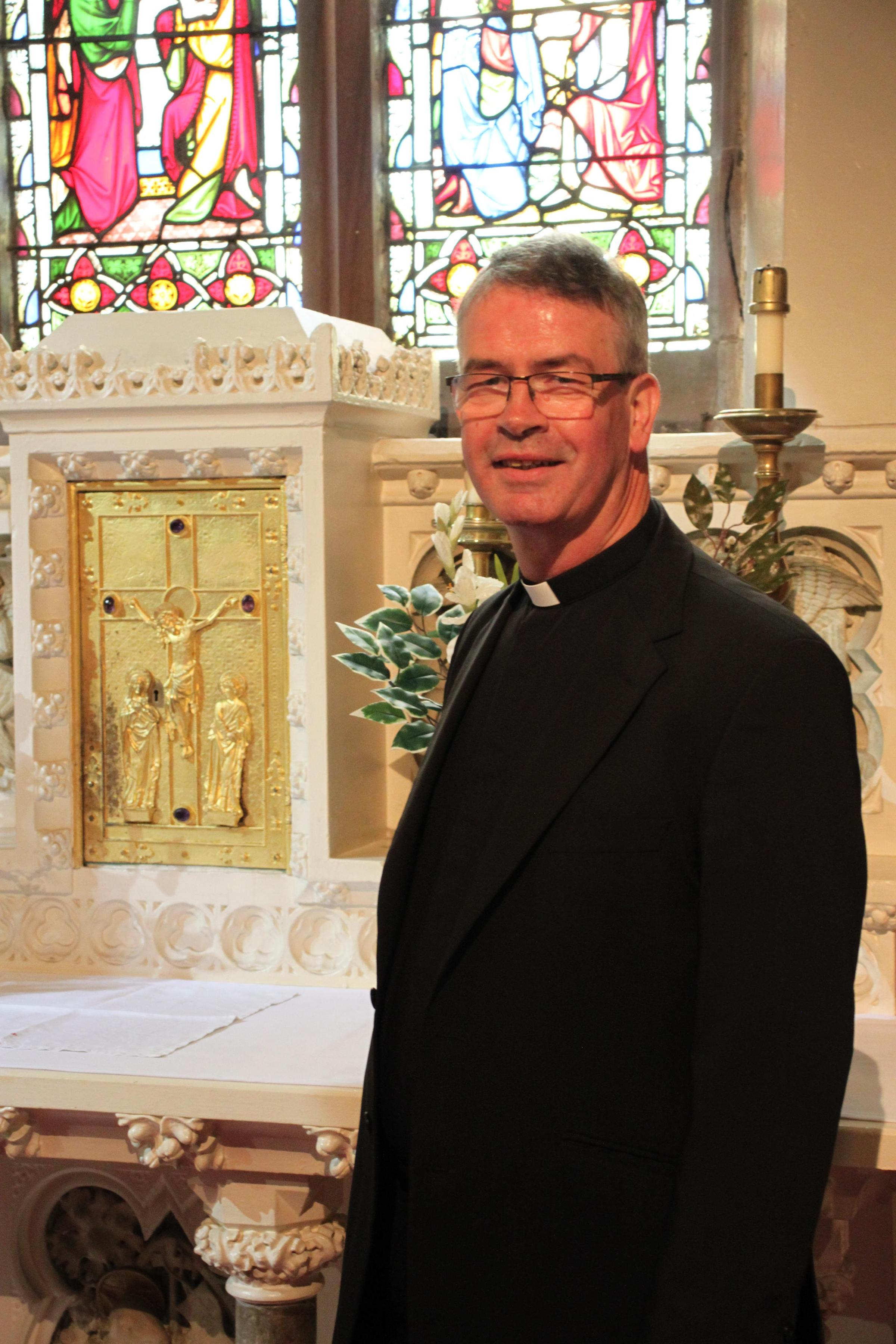 Canon Thomas Neylon appointed auxiliary bishop of Liverpool | Warrington  Guardian
