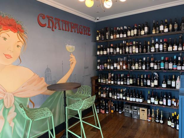 Warrington Guardian: Champagne lounge to host weekly wine tastings