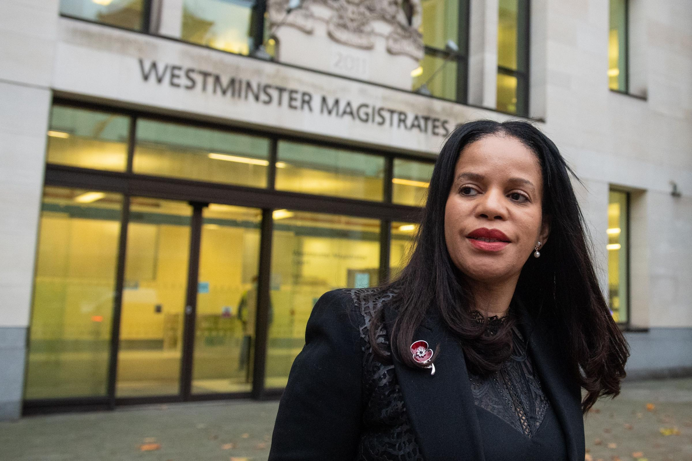 MP Claudia Webbe allegedly engaged in campaign of harassment against woman    Warrington Guardian