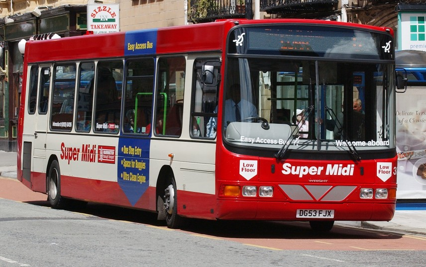 Sunday night bus services slashed