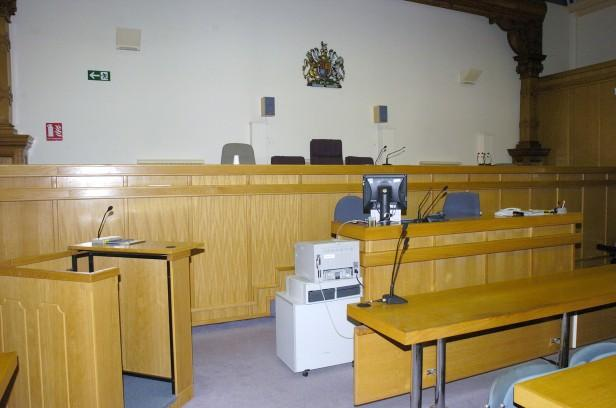 Warrington Magistrates Court