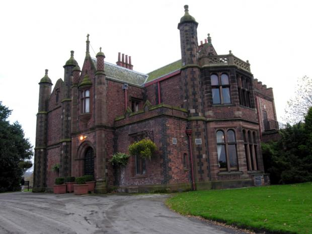 Warrington Guardian: Walton Hall