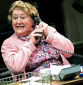 patricia routledge address