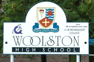 Woolston High School could be home to a new special school