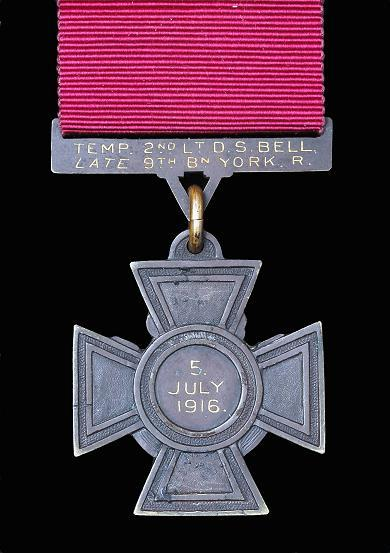 Warrington Guardian: Donald Simpson's Victoria Cross