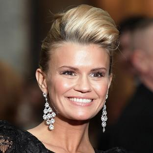 Warrington Guardian: Kerry Katona says training for Dancing On Ice has been 'complete therapy'