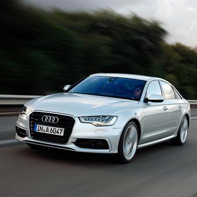 Warrington Guardian: An Audi A6
