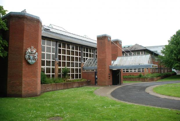 Warrington Crown Court