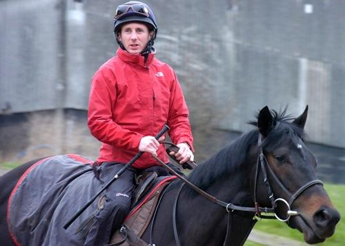 Paul Hanagan is looking forward to the challenge of riding out in Dubai for new boss Sheik Hamdan al Maktoum