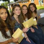 Warrington Guardian: Lymm High A Level results