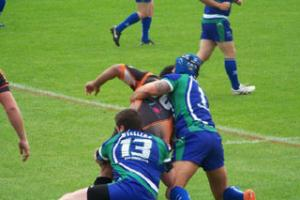 Can a single game of rugby cause long term neck damage?