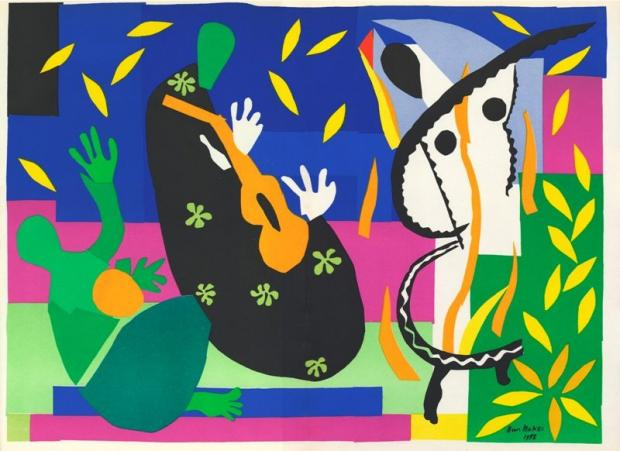 One of Matisse's paintings