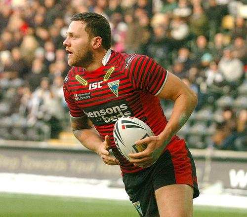 TEAM NEWS: Grix returns to Wolves' starting line-up for visit of Bradford Bulls