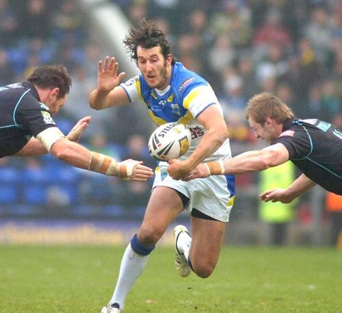 Stefan Ratchford is ready to return after recovering from a shoulder injury
