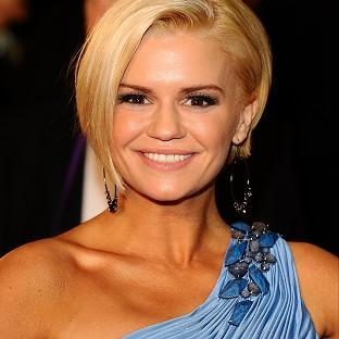 Warrington Guardian: Kerry Katona reckons the odd cigarette during pregnancy is OK