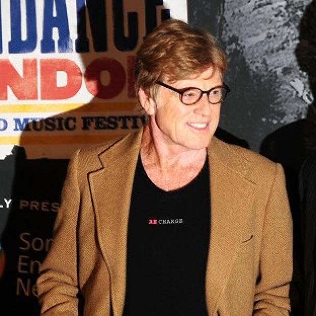 Robert Redford has launched the Sundance London Film and Music Festival