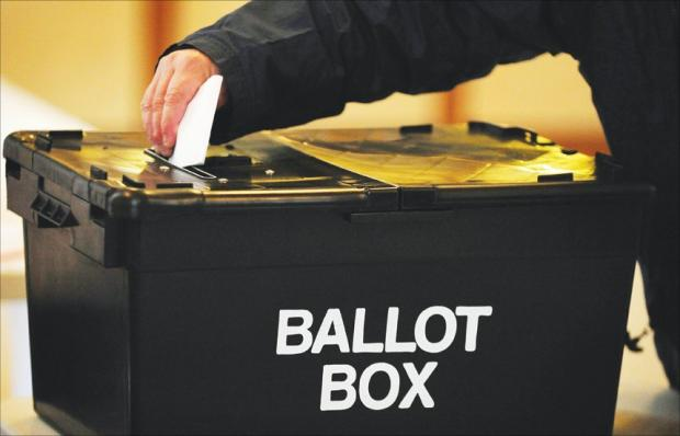 Warrington turnout in police and crime commissioner vote low